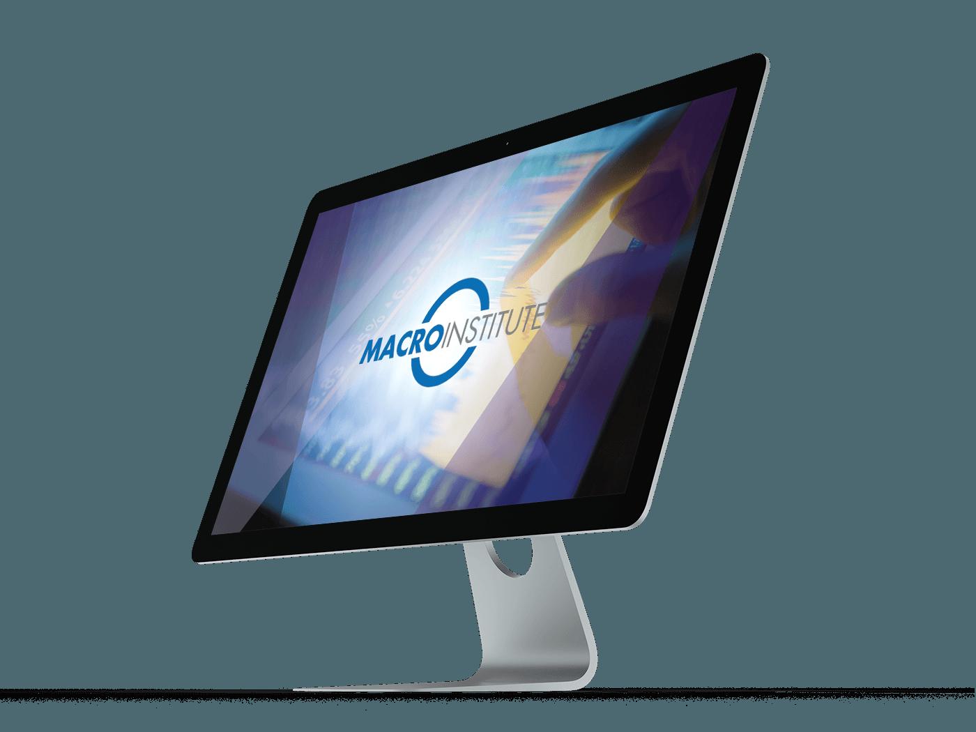 Macro Institute iMac